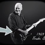 David Gilmour prodao na aukciji 127 gitara za 21 milion dolara. Black Strat iz 1969. prodat za 4 miliona