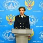 Zaharova: Ukrajina je u rasulu