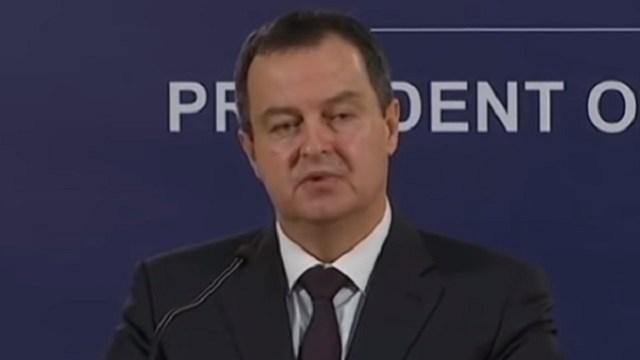 Dačić ambasadorima Srbije naložio pojačane aktivnosti zbog Kosova
