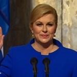 Kitarović: Hrvati najviše doprineli antifašističkoj borbi