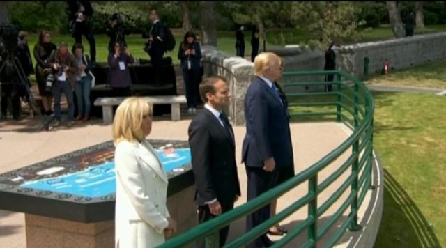 Svetski lideri u Normandiji odali počast veteranima