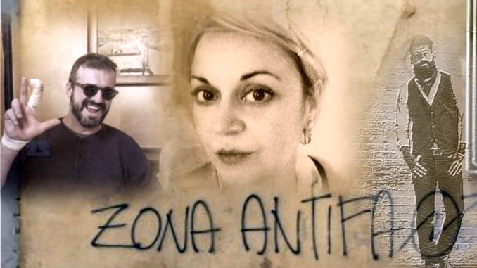 Ana Obradović: Kaže meni antifa radikal ti si ona Ana fašistkinja