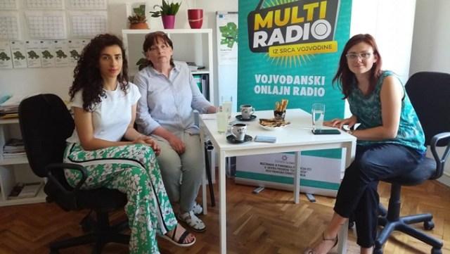 Ruža Helać i Milica Alavanja: Životna sredina je žrtva neoliberalizma