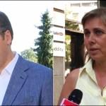 Peti dan štrajka Maje Pavlović i uporno ćutanje Aleksandra Vučića