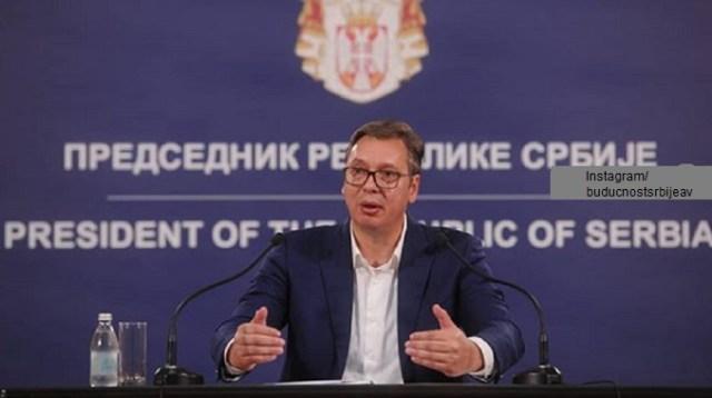 Vučić: Nema lepše ideje nego da auto-put do Ljiga bude nazvan po Milošu Velikom