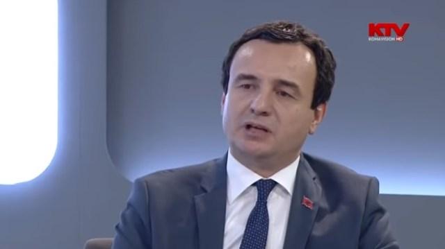 Kurti: Poništićemo takse, započećemo dijalog sa Srbijom