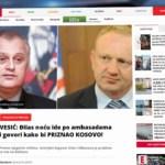 Kad se opozicionar Vučić sastajao sa strancima nije bio špijun u tabloidima