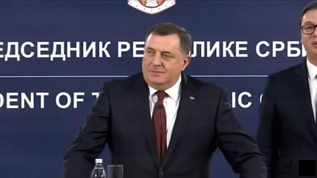 Ponovio je da BiH čine dva entiteta i tri naroda, i to je istorijska činjenica.