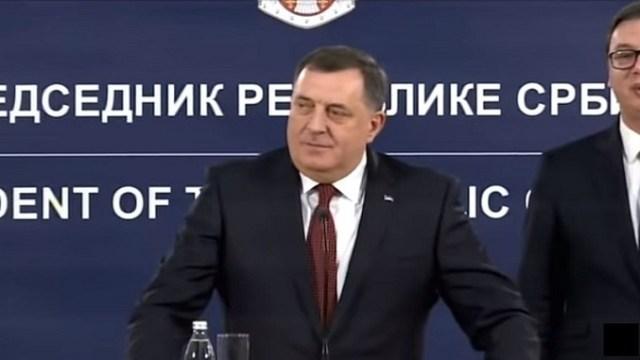 "Dodik u subotu kod Vučića: ""Reći ću mu da su Srbi napadnuti"""