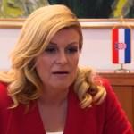 Hrvatskoj predsednici prete objavljivanjem privatnih mejlova i poruka