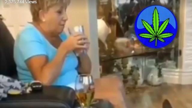 Baka pojela unukove kolače, pa postala hit na internetu (VIDEO)