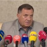 Dodik: Sporazum sa SDA i HDZ BiH prihvatljiv i za koalicione partnere u RS