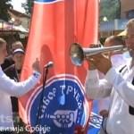 Uz zastavu, himnu i prangije počeo praznik trube u Guči