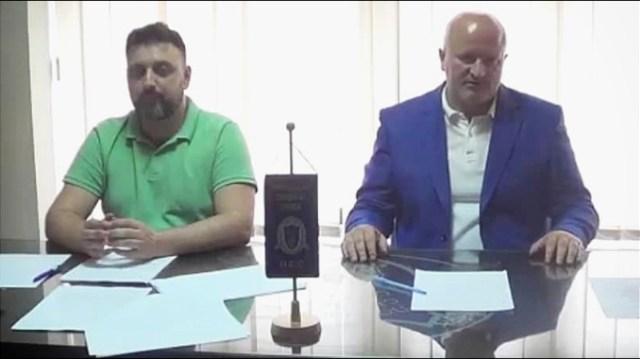 PSS: Stefanović i njegov sindikat ugovor sa kafanske salvete objavili u Službenom glasniku