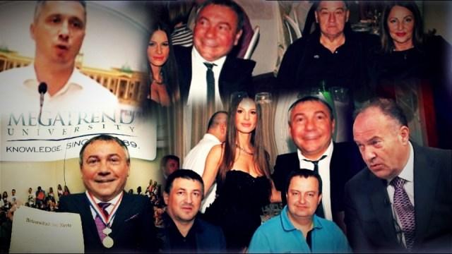 Obradović: Glavni prodavac diploma je lažni doktor nauka Mića Megatrend, štićenik SPS-a