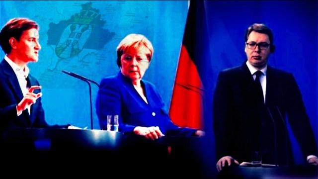 Vučić nije ispunio zadatak, Merkel pronašla zamenu u Ani Brnabić?