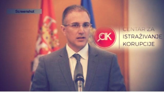 Stefanovićev čovek osnovao portal CIK koji brani MUP od kritike