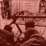 Nedić i Ljotić, zajedno sa Nikolajem, su pobuna gmizavaca protiv onoga što je htelo da hoda uspravno