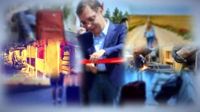 """Dojadila beda Vučićevog """"zlatnog doba"""": Sveštenik napustio parohiju i otišao u Nemačku da vozi autobus. Trbuhom za kruhom svakog dana ode 139 ljudi, odnosno oko 4.250 mesečno"""