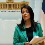 Tepić: Šta radi Vučić sa Palestincem koji je na poternici Interpola? (VIDEO)