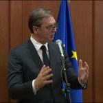 Vučić: Srbija će velikom sumom novca pomoći Albaniji
