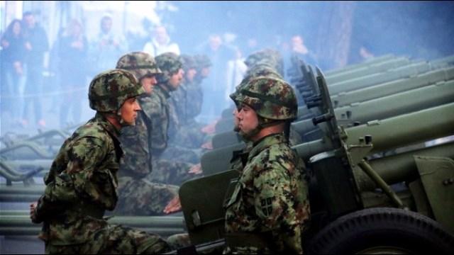 Srpski vojnici i oficiri prodefilovaće Crvenim trgom tokom Parade pobede