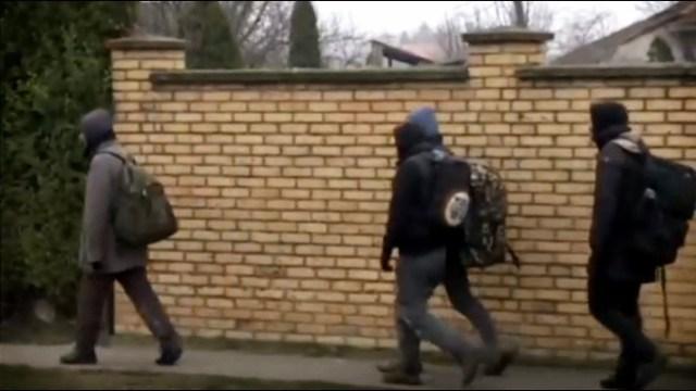 Centar Kanjiže pun migranata, lokalna vlast traži više policajaca