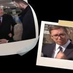 """Novinar poturio Džonsonu telefon """"pod nos"""" – Džonson NIJE završio u bolnici (VIDEO)"""