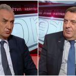 Šarović: Video sam dokument, Dodik je najveći izdajnik Republike Srpske, vodi je u NATO