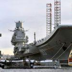 """Zapalio se """"Admiral Kuznjecov"""" – jedini ruski nosač aviona (VIDEO)"""