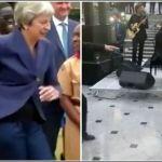 Čiji vam se ples više dopada – Marije Zaharove ili Tereze Mej? (VIDEO)