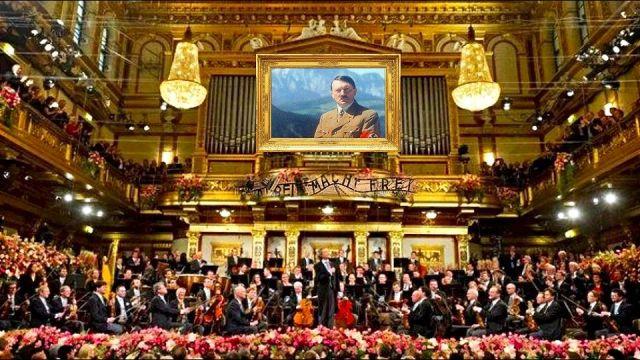 Bečki novogodišnji koncert - poklon nacističkim zločincima i maska za genocid