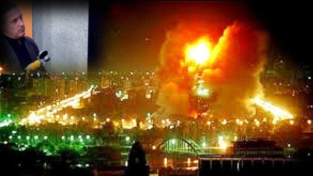 Nemački poslanik Aleksandar Noj: NATO bombardovanje Srbije još nije gotovo