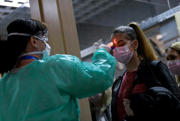 Koronavirus sve bliži Srbiji! Pooštrena kontrola putnika na granici