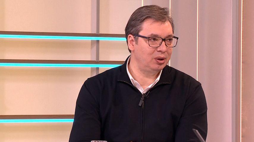 Vučić odgovorio na optužbe da Srbija podiže tenzije u Crnoj Gori: Jeste, mi smo uhapsili vladiku