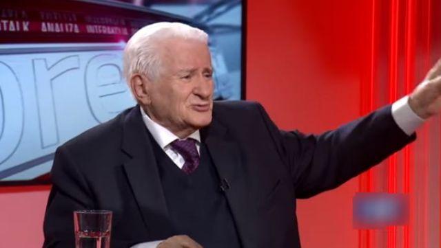 Mićunović: Nemoguće je Demokratska stranka povrati poverenje građana