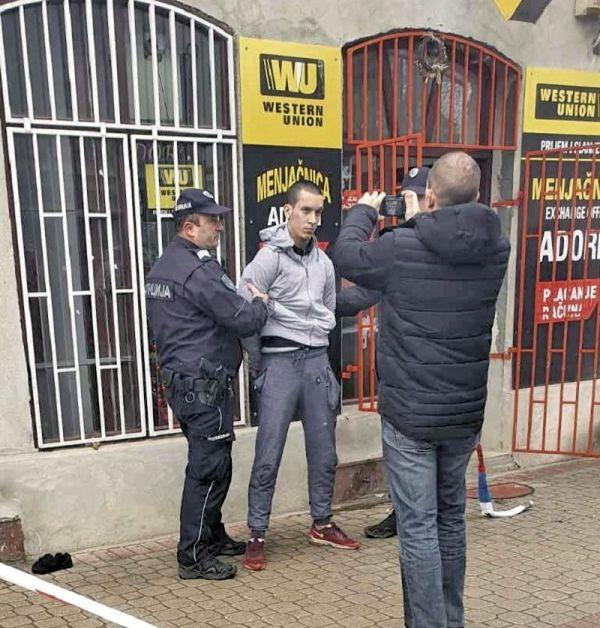 Vulin opljačkao menjačnicu, proveo u pritvoru samo 24 sata