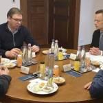 Vučić sa Orbanom u Mađarskoj: Prijatelji u teškim vremenima