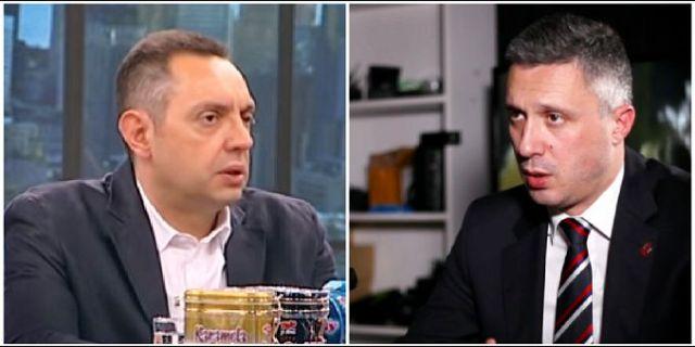 Obradović pozvao vojsku i policiju da izvrši državni udar, Vulin pozvao psihijatre i tužilaštvo da reaguju