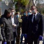 Vučić: U sledećih 10 dana rešava se sudbina našeg odnosa prema koronavirusu