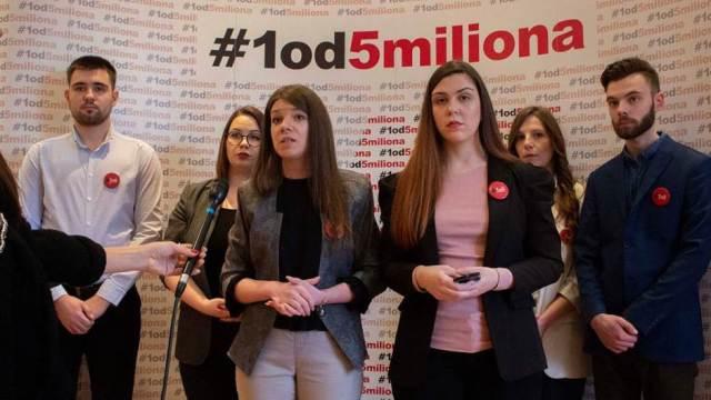 1 od 5 miliona: SZS obećava lustraciju a prima kompromitovane bivše članove SNS u svoje redove