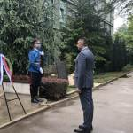 """Odata počast gardijcima i pacijentima """"Dragiše Mišovića"""" ubijenim u NATO agresiji"""