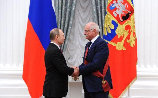 Nikita Mihalkov: Jedina ruska ideologija je nacionalni interes