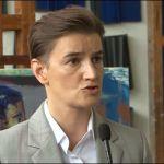 Brnabić: Nadam se da Lukašenko neće zameriti, sinhronizujemo se sa spoljnom politikom EU
