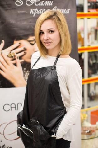 Анастасія Смірнова парикмахер