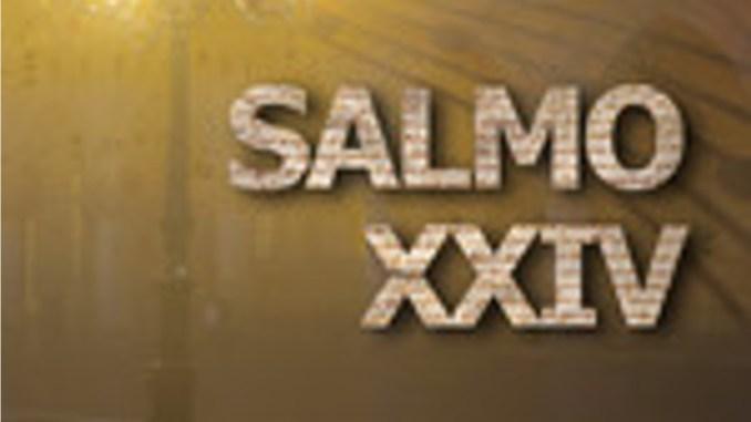Salmo XXIV di Lucia Serracca
