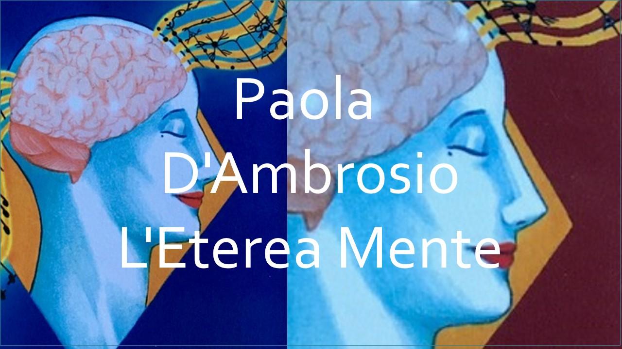 novitainlibreria.it ha incontrato Paola D'Ambrosio,autrice de L'Eterea Mente
