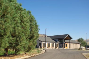 Image of our therapeutic boarding school - Novitas Academy in Emmet, Idaho.