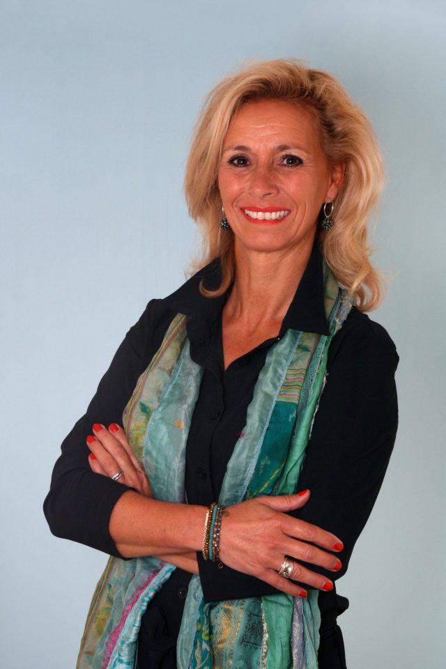 Betty van Lith van ZorgMies, 16 oktober te gast bij Open Coffee Vught en omgeving.