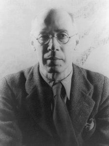Portrait d'Henry Miller